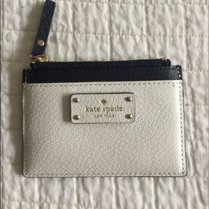 "Kate Spade ""Grove Street Adi"" card wallet"
